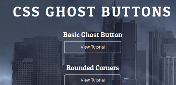 Hover Buttons